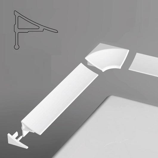 Декоративная планка Ravak 11/2000 XB462000001