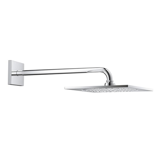 Верхний душ Grohe Rainshower F-Series 26259000 (254х254 мм)