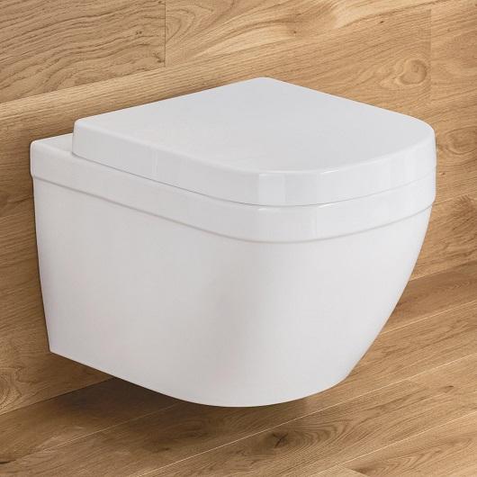 Чаша подвесного унитаза Grohe Euro Ceramic 3932800H безободковая