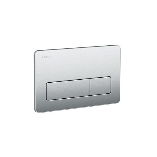 Смывная клавиша Laufen LIS 9566.2 (8.9566.2.000.000.1, нержавеющая сталь)
