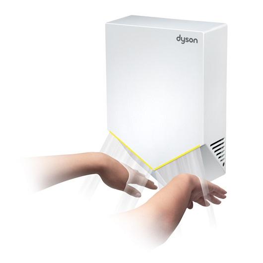 Сушилка для рук Dyson Airblade HU02 White