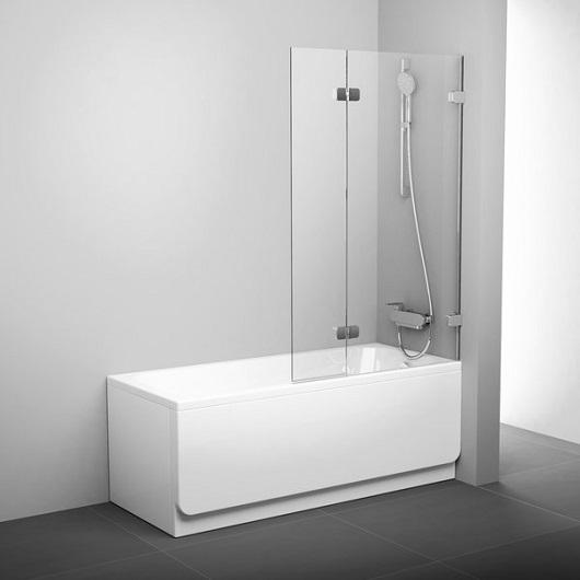 Шторка для ванны Ravak Brilliant BVS2-100 R 7UPA0A00Z1 (Правая)