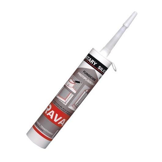 Силиконовый герметик Ravak Professional X01200 (310 ml, белый)