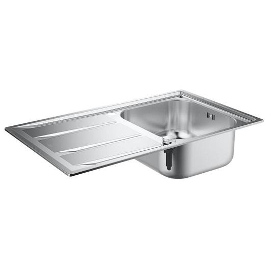 Мойка кухонная Grohe K400 31566SD0 (860х500 мм)