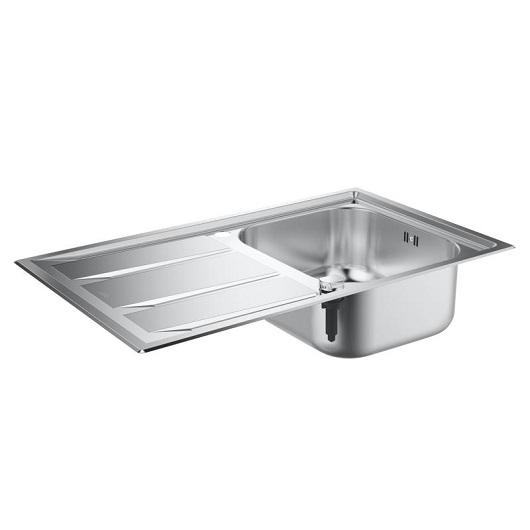 Мойка кухонная Grohe K400+ 31568SD0 (873х513 мм)