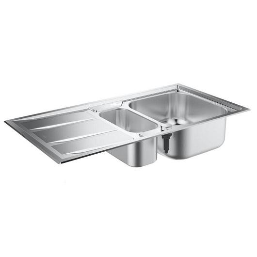 Мойка кухонная Grohe K400+ 31569SD0 (983х513 мм)