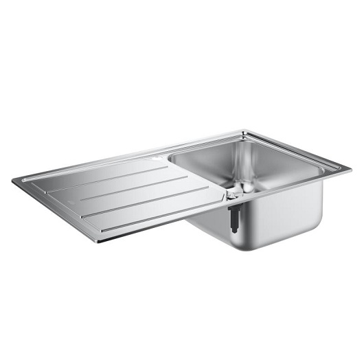 Мойка кухонная Grohe K500 31571SD0 (860х500 мм)