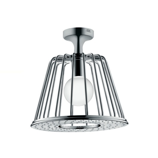 Верхний душ Axor LampShower/Nendo 26032000