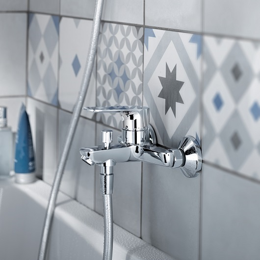 Смеситель для ванны Jacob Delafon Oscar E29844-CP