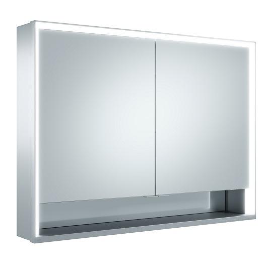 Зеркальный шкаф Keuco Royal Lumos 14304 171301 (1000х735 мм)