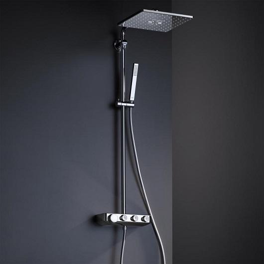 Душевая система Grohe Euphoria SmartControl 310 DUO Cube 26508000