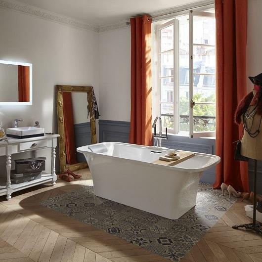 Сиденье для ванны Jacob Delafon Elite E6D074-P6