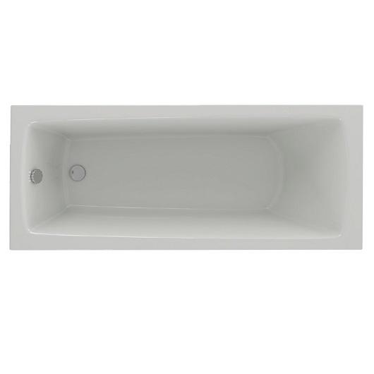 Ванна акриловая Акватек Либра NEW 170х70 без гидромассажа (LIB170N-0000005)