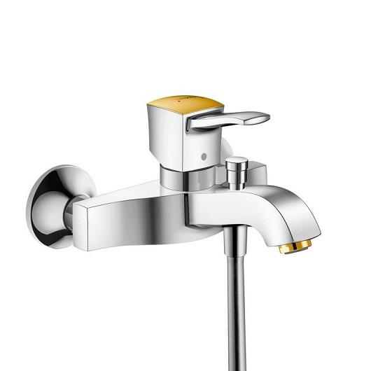 Смеситель для ванны Hansgrohe Metropol Classic 31340090