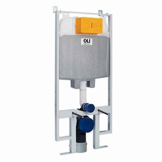 Инсталляция для подвесного унитаза OLI74 Plus S90 Sanitarblock 601803 (механика, глубина 9 см)