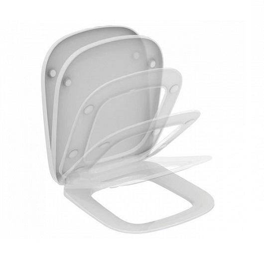 Сиденье с крышкой Ideal Standard Esedra T318201