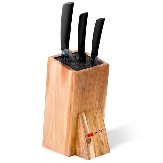Набор ножей Mikadzo Imari Black SET 4992023
