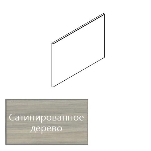 Боковая панель для ванны Ravak City Slim 80 R X000001109 (Правая, Сатиновое дерево)