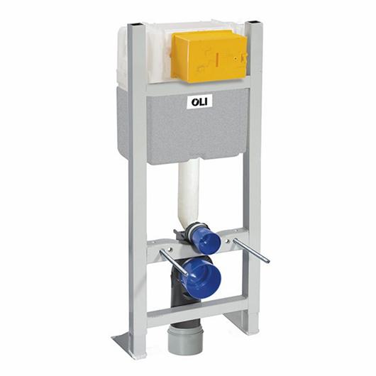 Инсталляция для подвесного унитаза OLI EXPERT EVO Plus Sanitarblock 014091 (механика, самонесущая, высота 1130 мм)