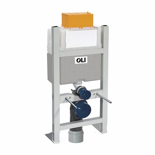 Инсталляция для подвесного унитаза OLI EXPERT EVO Plus Sanitarblock 014092 (механика, самонесущая, высота 820 мм)