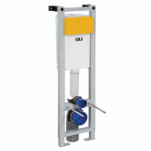 Инсталляция для подвесного унитаза OLI QUADRA Plus Sanitarblock 280490 (механика)