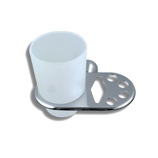 Держатель стакана и зубных щеток Novaservis Metalia 3 6349.0