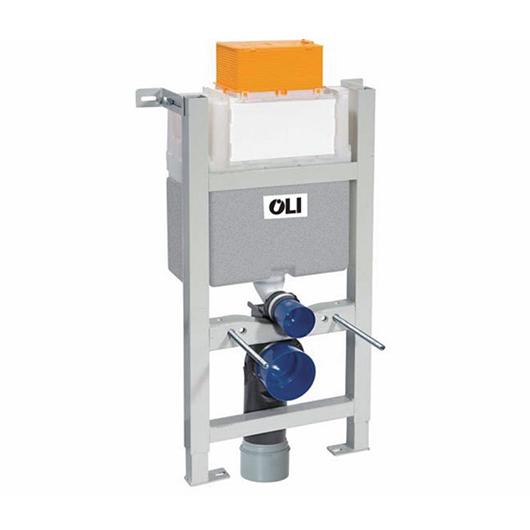 Инсталляция для подвесного унитаза OLI EXPERT EVO Plus Sanitarblock 721705 (пневматика, высота 820 мм)