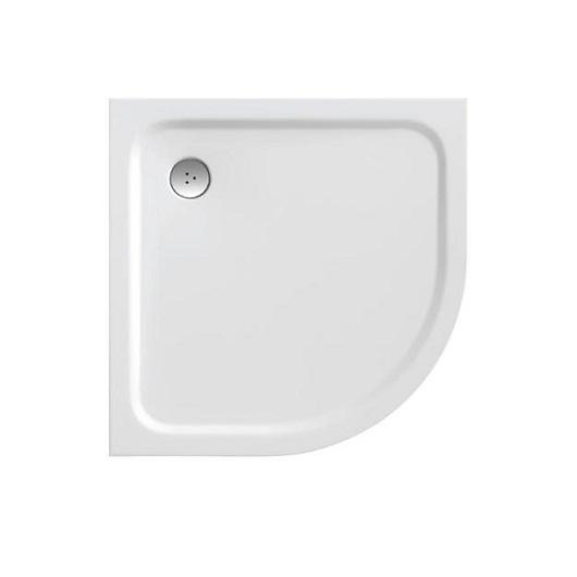 Душевой поддон Ravak Elipso Pro Chrome 90 XA247701010 (900×900 мм)