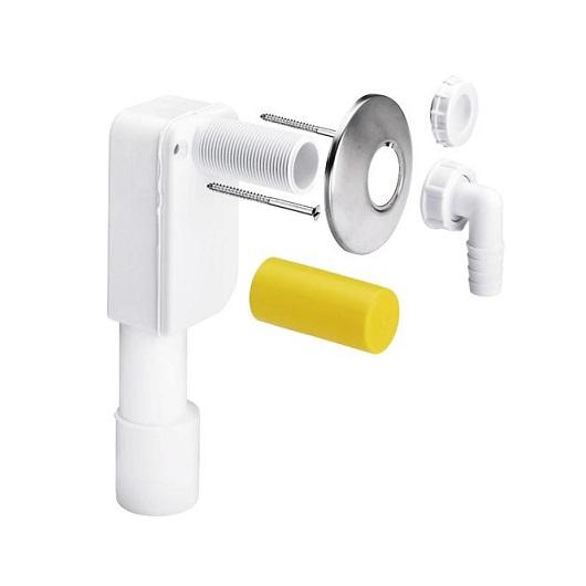 Сифон для стиральной/посудомоечной машины Viega 452452 (скрытый монтаж)
