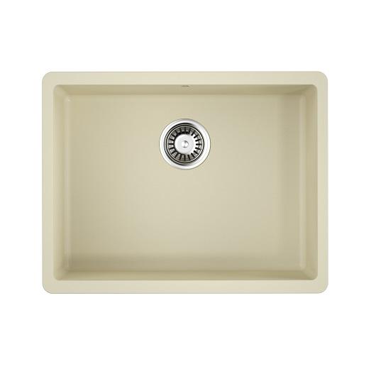 Мойка кухонная Omoikiri Kata 54-U BE 4993408 (ваниль, 540х420 мм)