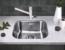 Мойка кухонная Omoikiri Omi 44-U/I Quadro IN 4993494 (нержавеющая сталь, 445х445 мм)