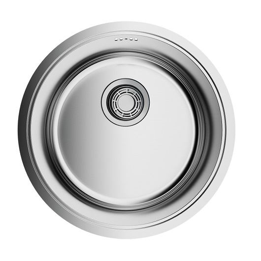 Мойка кухонная Omoikiri Toya 42-U/IF IN 4993186 (нержавеющая сталь, 425х425 мм)