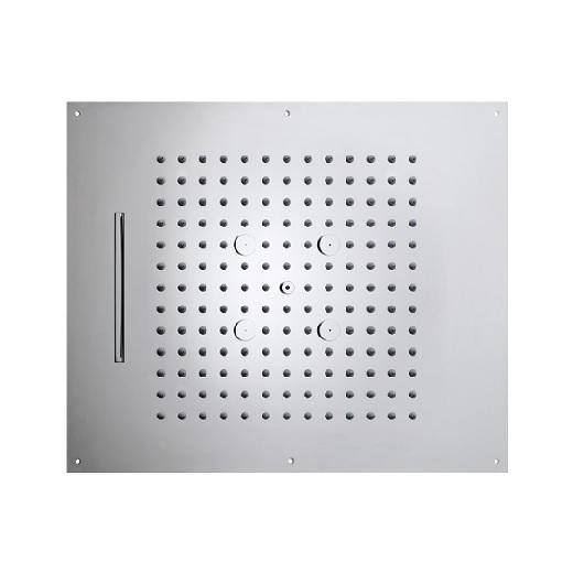 Верхний душ Bossini Dream-3 H38930 CR (570х470 мм)