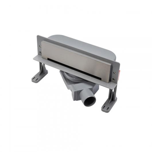 Трап для душа Pestan Confluo Premium Wall 13100060 (нержавеющая сталь)