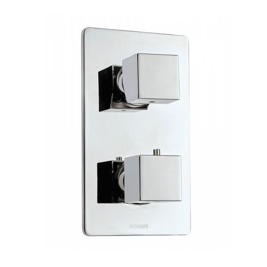 Термостат Bossini Cube Z00061 CR (хром глянцевый)