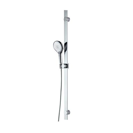 Душевой набор Bossini Syncronia/6 DD3001 CR (штанга 1100 мм)