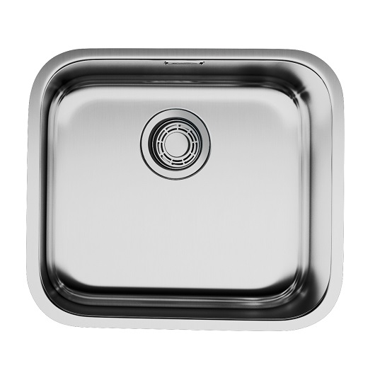 Мойка кухонная Omoikiri Omi 49-U IN 4993066 (нержавеющая сталь, 495х445 мм)