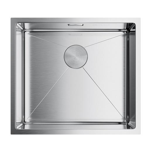 Мойка кухонная Omoikiri Taki 49-U/IF IN 4973045 (нержавеющая сталь, 490х440 мм)
