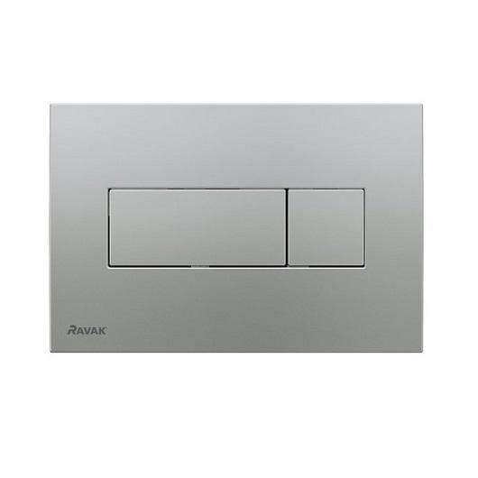 Кнопка смыва Ravak Uni X01456 (сатин)