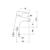 Смеситель для раковины Timo Beverly 0051F black (черный матовый)