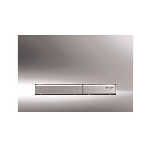 Смывная клавиша Geberit Sigma50 115.788.21.2 (Глянцевый хром)