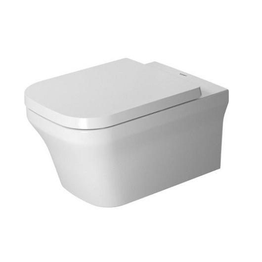 Чаша подвесного унитаза Duravit P3 Comforts Rimless 2561090000 безободковая