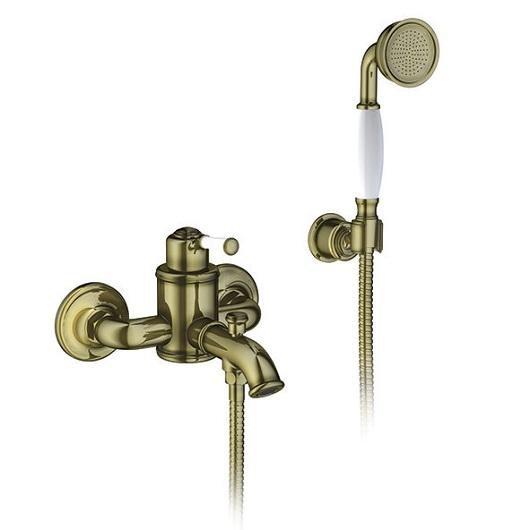 Смеситель для ванны Timo Arisa 5314/02Y (antique)