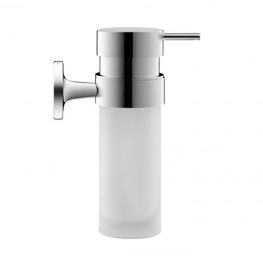 Дозатор жидкого мыла настенный Duravit Starck T 0099351000 (хром)