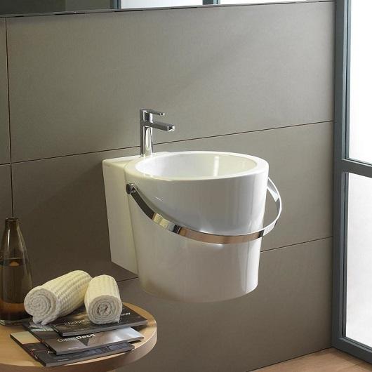 Раковина Scarabeo Bucket 40R 8804 (405х540 мм)