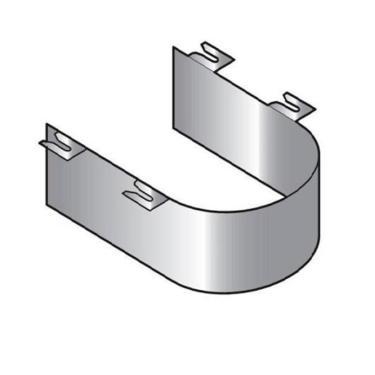 Декоративная панель для унитаза TOTO SG 7EE0007 (серебристая)