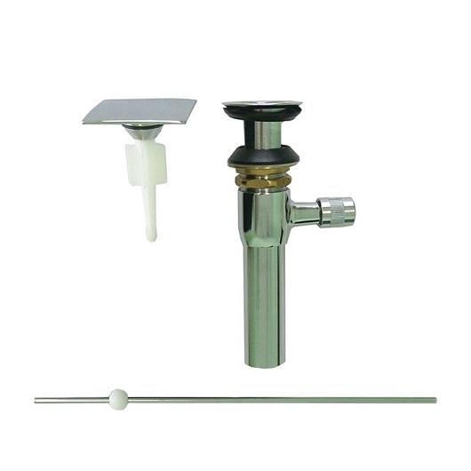 Сливной клапан для раковин и биде TOTO Jewelhex DH446VE