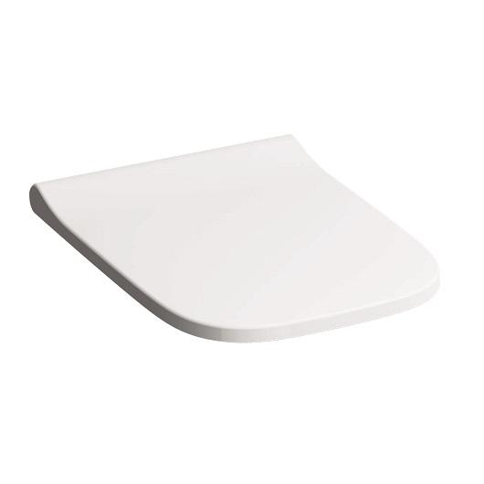 Сиденье с крышкой с механизмом плавного закрывания Geberit Smyle Square 500.687.01.1