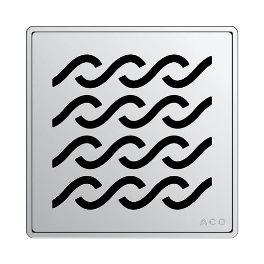 Декоративная решетка Aco ShowerPoint Гавайи 5141.20.29