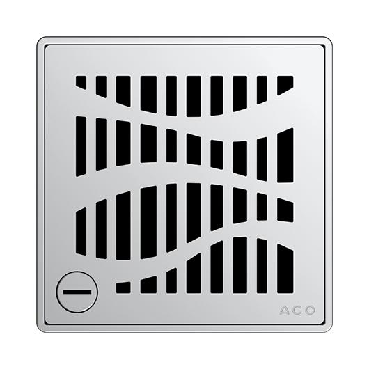 Декоративная решетка Aco ShowerPoint Лес 5141.21.26 (с замком)